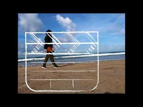 jogging-di-pantai-kuta-bali