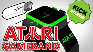 Atari Gameband: THE MOST POWERFUL SCAMPAIGN ON THE MARKET