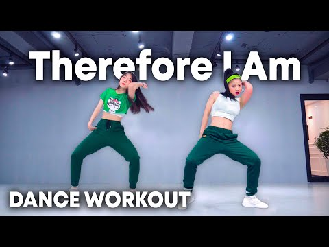 [Dance Workout] Billie Eilish - Therefore I Am | MYLEE Cardio Dance Workout, Dance Fitness