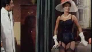 How to wear a corset sophia loren style (millionaress full video)