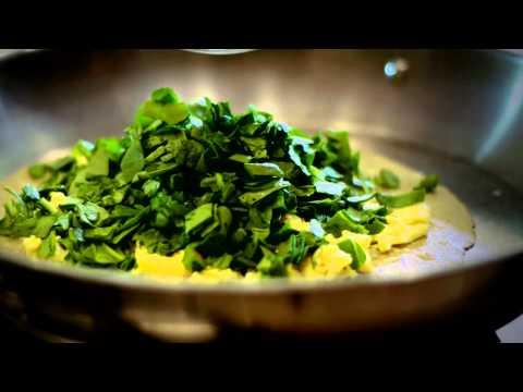How to Make Scrambled Egg Quesadillas: Fit Food