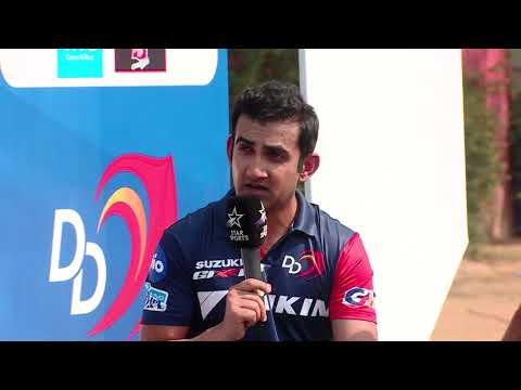 #GamePlan: Gautam Gambhir's thoughts on Chris Morris