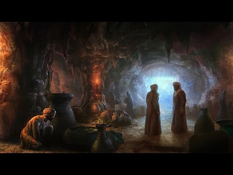 Ancient Arabian Music - Ali Baba and the Forty Thieves