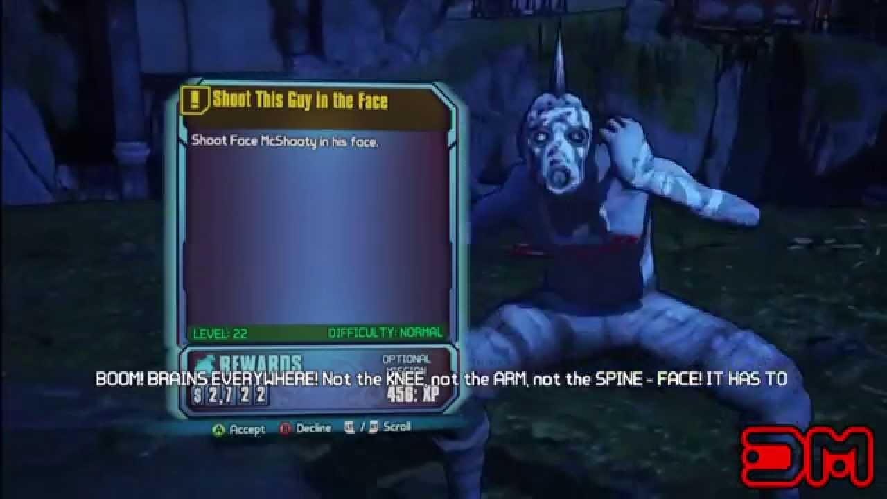 Borderlands Achievements (Xbox 360)