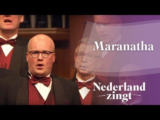 Nederland Zingt: Maranatha