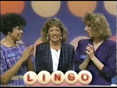 Lingo 1988 - Hosted by Ralph Andrews
