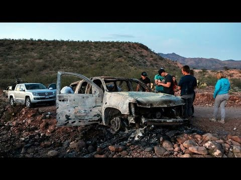 9 Killed After Mothers, Children Ambushed In Mexico