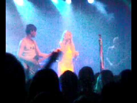 Klee + Franz Dinda BERGE VERSETZEN live Berlin Tourabschluß