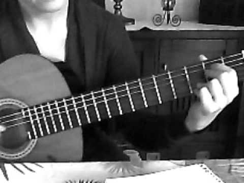 If i were a boy, beyonce, tutorial, easy, beginner, gitarre, guitar ...