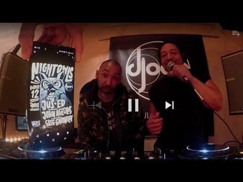 DJ Jus-Ed live @ Djoon for Night Owls
