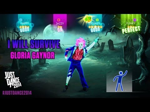 Gloria Gaynor - I Will Survive | Just Dance 2014 | Gameplay