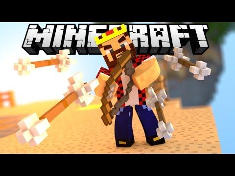 БОУСПАМ - ЭТО ЗДОРОВО - Minecraft Bed Wars Mini-Game