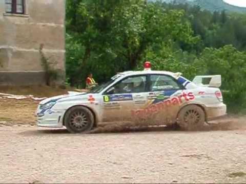 39° Rally Di San Marino 2011  Trofeo Rally Terra