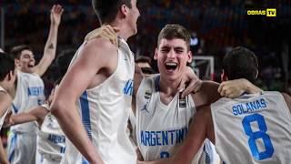Luca Valussi - Obras Basket (03-08-2017)