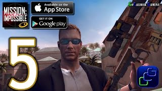 Mission Impossible: Rogue Nation Android iOS Walkthrough - Part 5 - Morocco