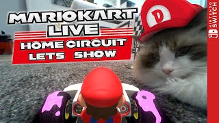 MARIO KART LIVE: HOME CIRCUIT 🏁 Die etwas andere Roomtour mit Unboxing, Mini-Review & Gameplay