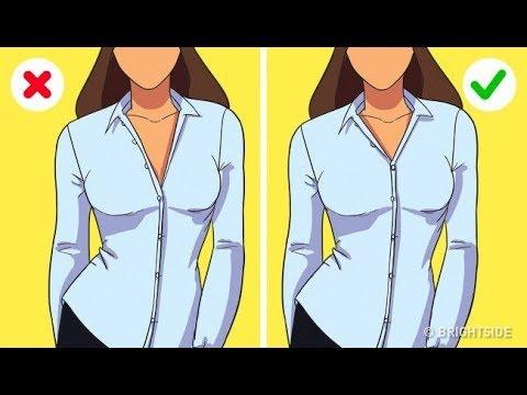 9 phép lịch sự trong ăn mặc mà phần lớn chúng ta đều chưa biết tới – Làm đẹp đơn giản nhất