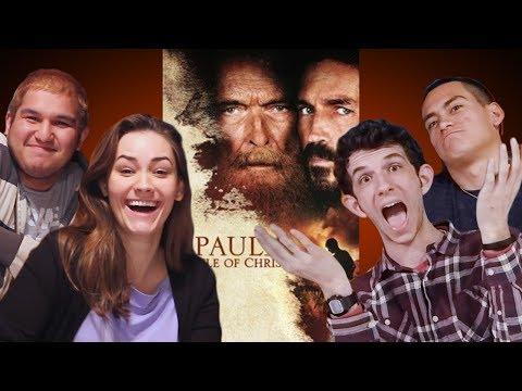New Catholic Generation Reviews Paul, Apostle of Christ