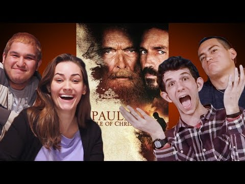 New Catholic Generation Reviews Paul, Apostle of Christ