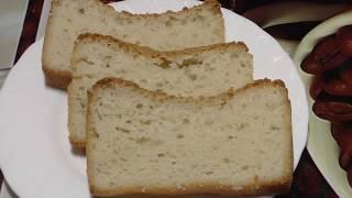 Рисовый хлеб. Хлеб из рисовой муки.