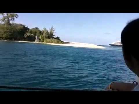 Fanning Island near the Equator -No running water No power