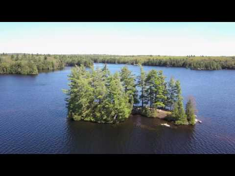 The Beautiful Big Gull Lake