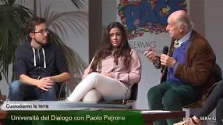 Paolo Pejrone al Sermig - Università del Dialogo