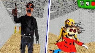- Nightmare Principal Nightmare Playtime In Baldi s Basics Mod 2018