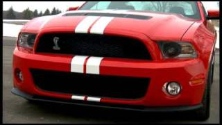 Ford Mustang Shelby GT500 mit 550 PS