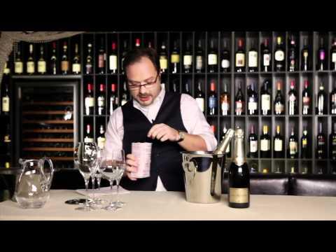 Шампанское | Как открыть шампанское? | Simple