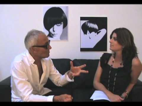MODERN SALON interviews Vidal Sassoon