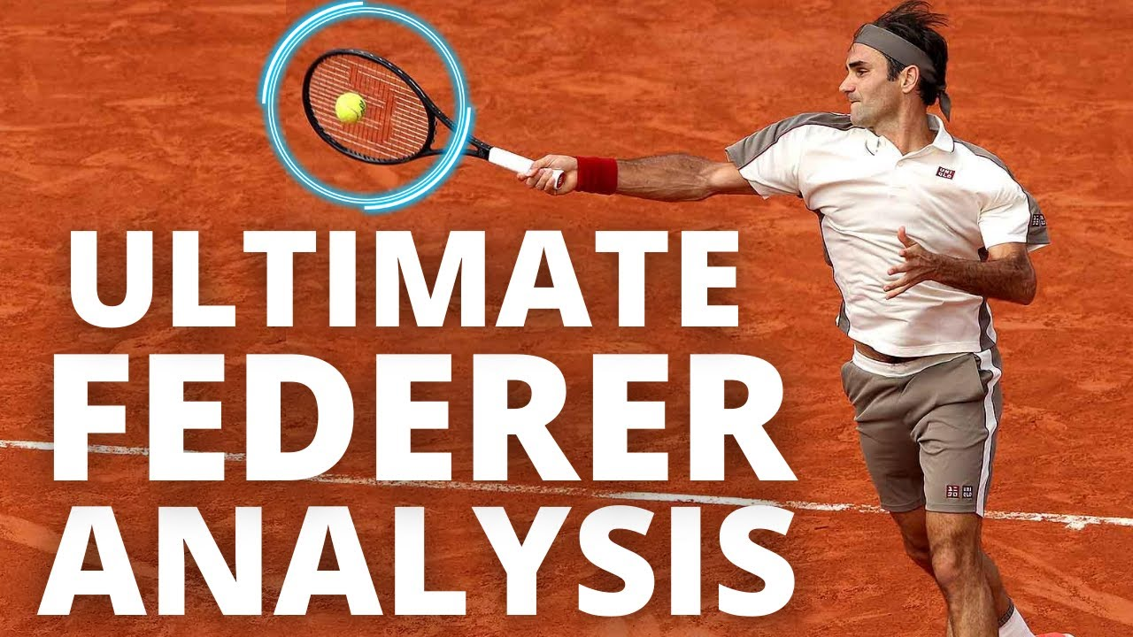 Roger Federer Analysis - How To Play Tennis Like Federer