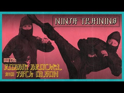 Jack Olson & Robbie Brockel - Ninja Training