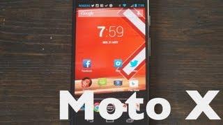 Test du Moto X de Motorola (en français)