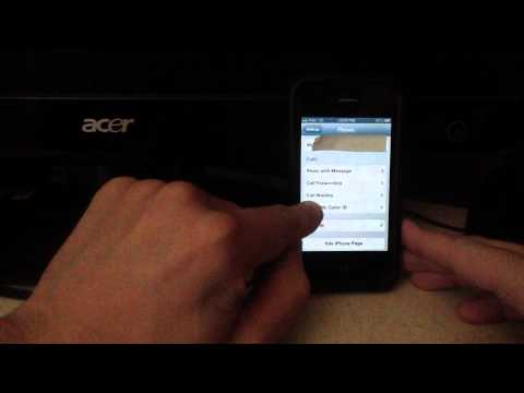How to block your phone number on iPhone Mobile Cell