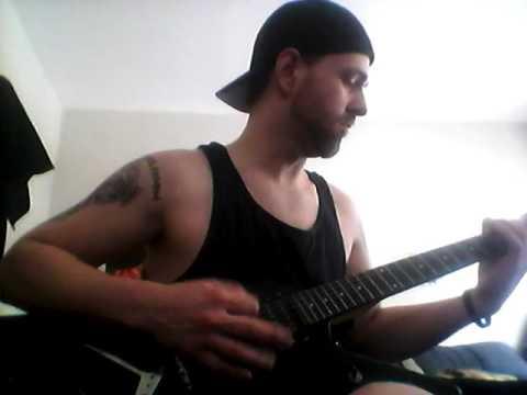 E Standard tuning heavy riff