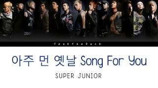 Super Junior Song For You