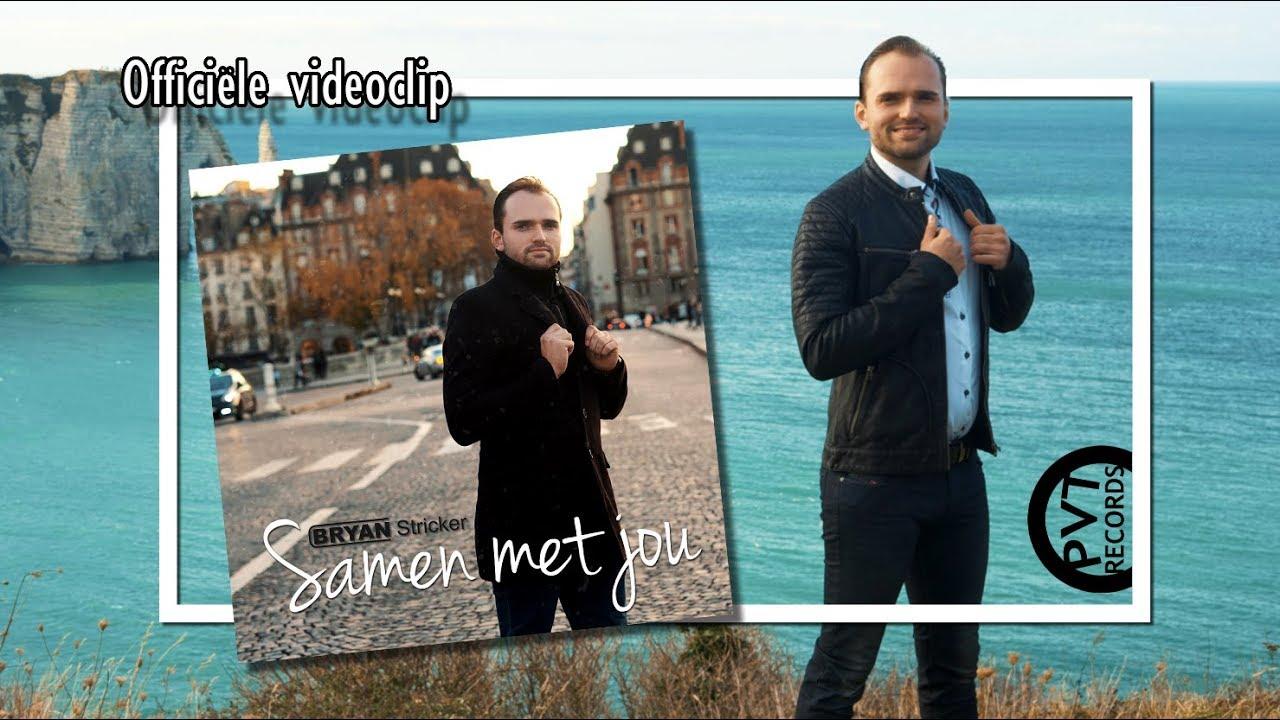 Bryan Stricker - Samen met jou (officiële videoclip)