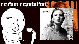 Review reputation - taylor swift por Cristian Ruiz