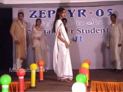 Mangalore Fashion Show