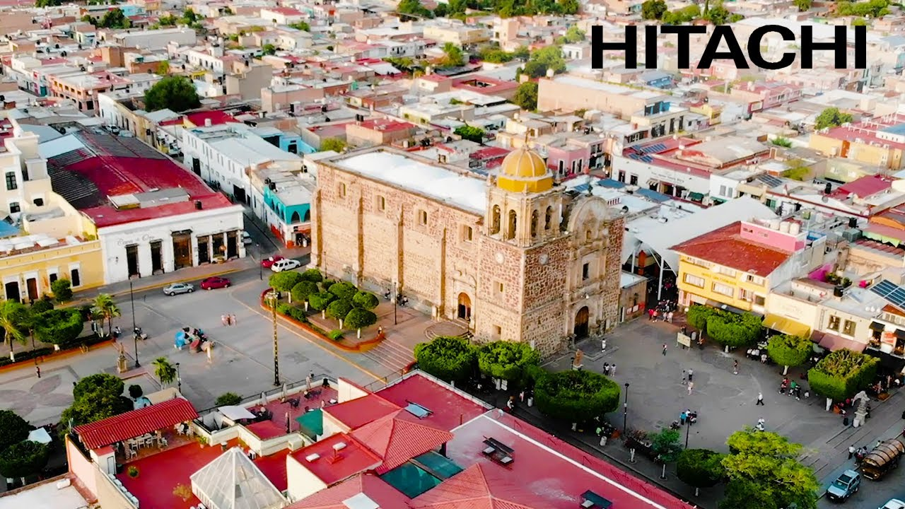 What does the city of Tequila and tech brand Hitachi have in common?
