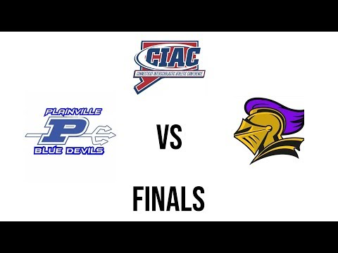 #1 Ellington vs #23 Plainville | CIAC Class M State Championship Final