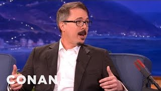 "Vince Gilligan On Writing & Casting ""Breaking Bad"" - CONAN on TBS"
