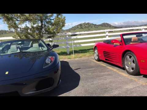 Ferrari's, Antiques, Desert And Forest Views
