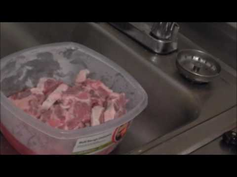 Cooking with Dally- Jamaican Style Oxtails Part  One
