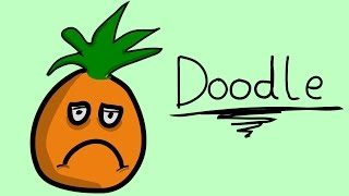 DOODLE - Depressed Pineapple [Animation]