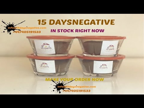 GOOD NEWS FOR HIV CURE 15 DAYS NEGATIVE IS IN STOCK RIGHT NOW