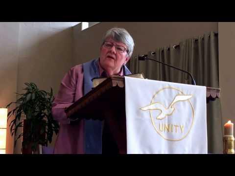 Easter Service, Hallelujah, April 16, 2017, Rev Sandra Butler