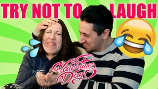 TRY NOT TO LAUGH CHALLENGE - How to Get Your Girlfriend Wet for Valentine