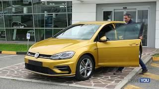 #DriveYou  - Social Test-Drive della Nuova Golf Sport RLine